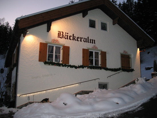 Backeralm