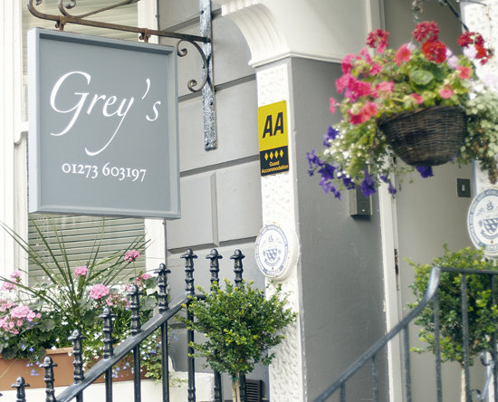 Grey's Hotel: Greys, Brighton 01273 603197