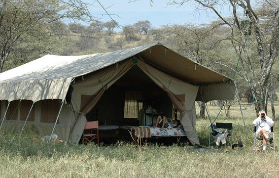Mwanga Moto Luxury Camp