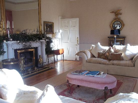 Tankardstown: Sitting room main house