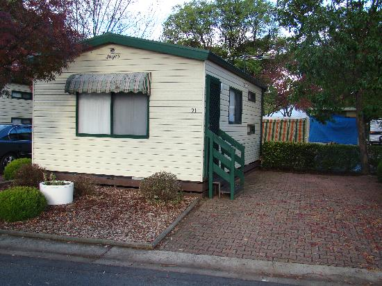 Walkerville, Australien: Oval View Cabin