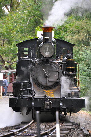 Ferrocarril Puffing Billy