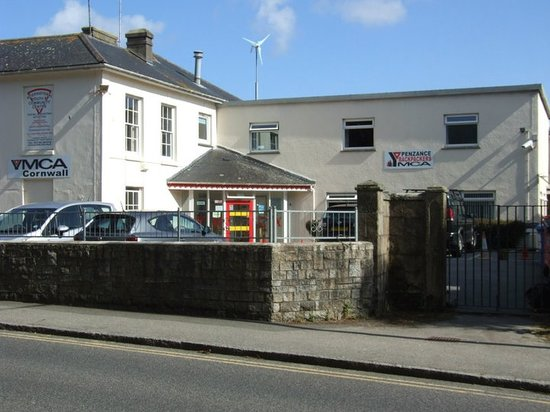 YMCA Cornwall International House