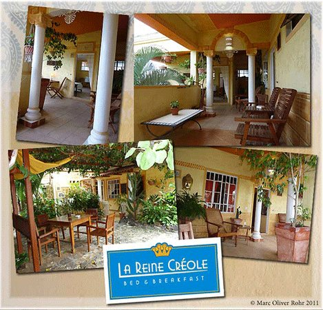 Photo of La Reine Creole B & B La Gaulette
