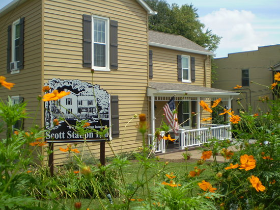 Scott Station Inn Bed and Breakfast