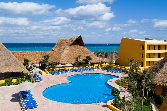 Melia Cozumel All Inclusive Golf & Beach Resort