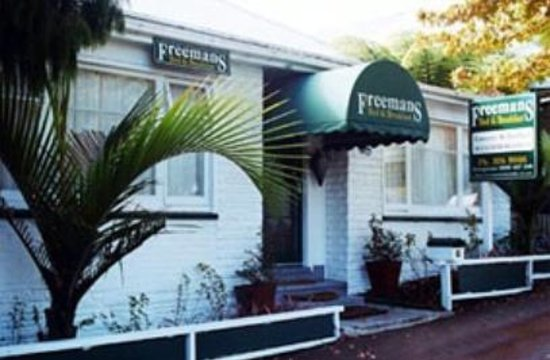 Freemans Lodge & Apartments