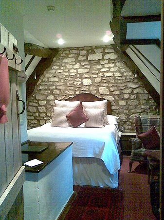 Old Manor Hotel: Our Bedroom