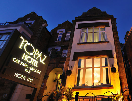 Topaz Hotel - Central Bournemouth