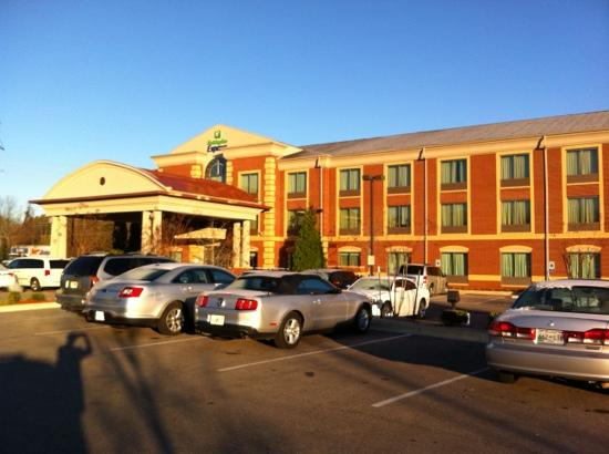 Holiday Inn Express Hotel & Suites Memphis Germantown: Holiday Inn Express