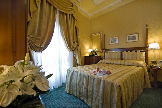 Hotel Manfredi Suite in Rome: Elegant accommodation