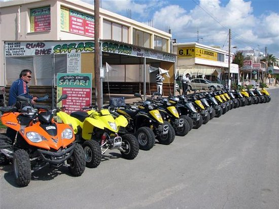 Quad Bike Safari & Rentals