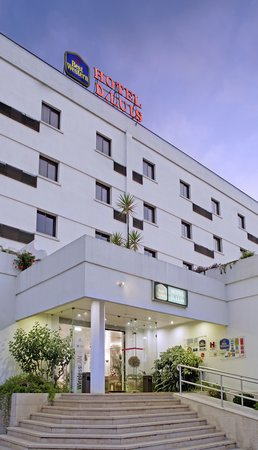 Photo of BEST WESTERN Hotel D. Luis Coimbra
