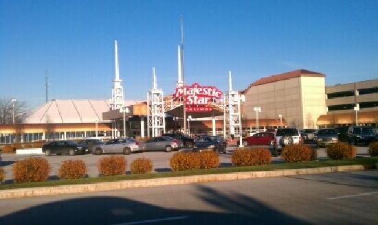 Majestic star casino east chicago indiana