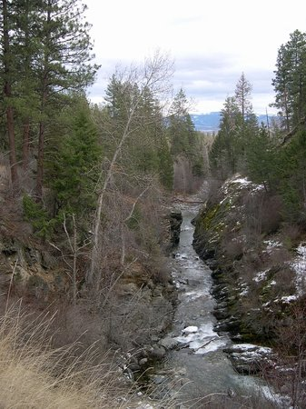 Kootenai Creek Trail