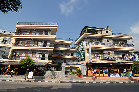 Photo of Hotel Peace Plaza Pokhara