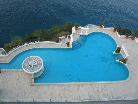 Korumar Hotel: pool