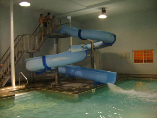 Days Inn West Yellowstone: the water slide