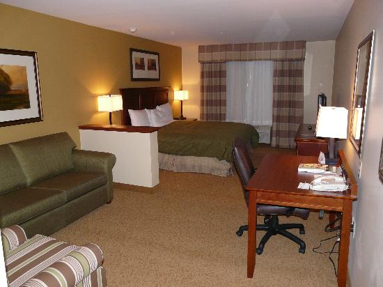 Country Inn & Suites Phoenix Airport at Tempe: Remodelled Room
