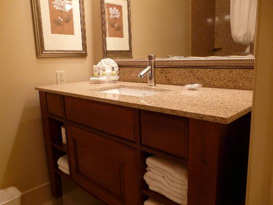 Country Inn & Suites Phoenix Airport at Tempe: Bathroom