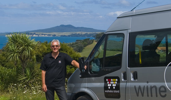 Waiheke Island Wine Tours Ltd.