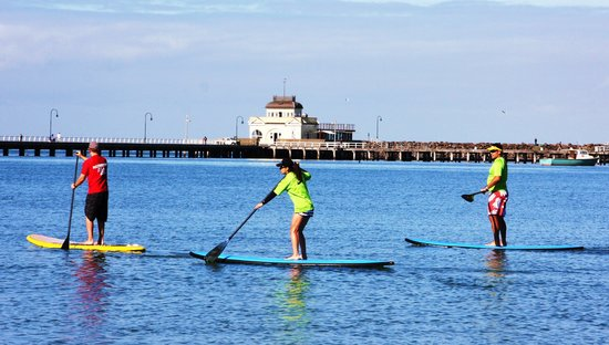 Stand Up Paddle HQ - St Kilda
