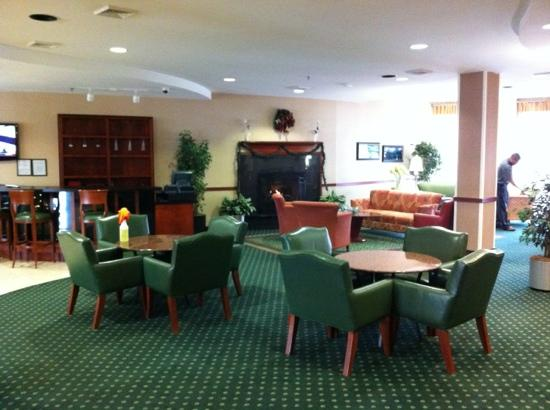 Courtyard by Marriott Blacksburg: Lobby