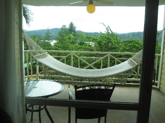 hammock on our balcony picture of gamboa rainforest