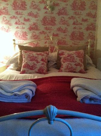 The Union Inn: Small Double/Single Room. En-Suite