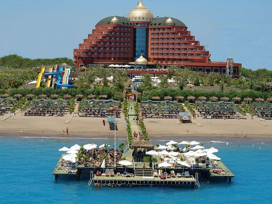 Photo of Delphin Palace Hotel Antalya