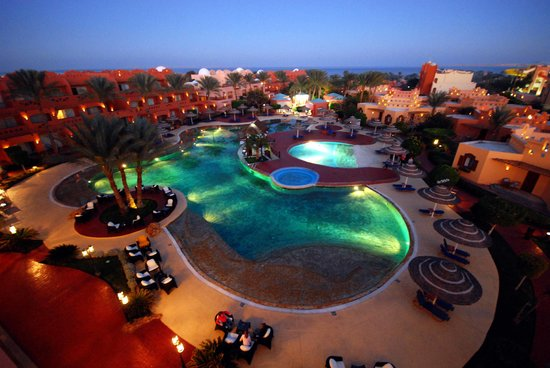 Nubian Island Hotel