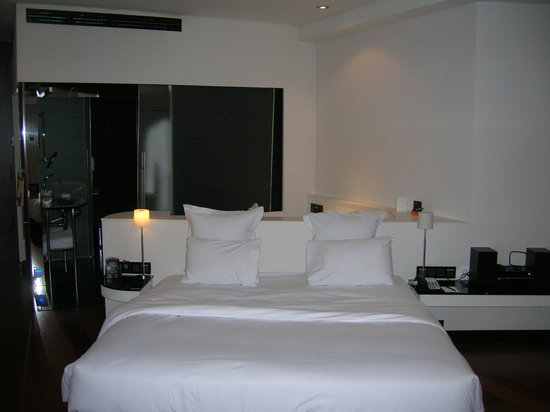 Hilton Madrid Airport: King Bed