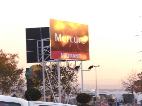 Mercure Johannesburg Midrand: hotel