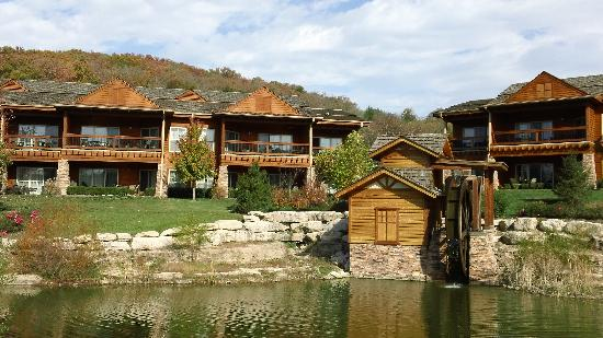Welk Resort Branson Picture Of Lodges At Timber Ridge