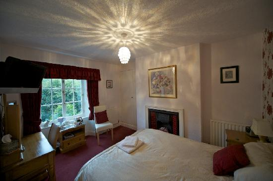 Glyntwrog House: My room