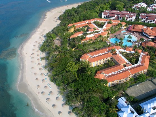 VH Gran Ventana Beach Resort: Gran Ventana Aerial View