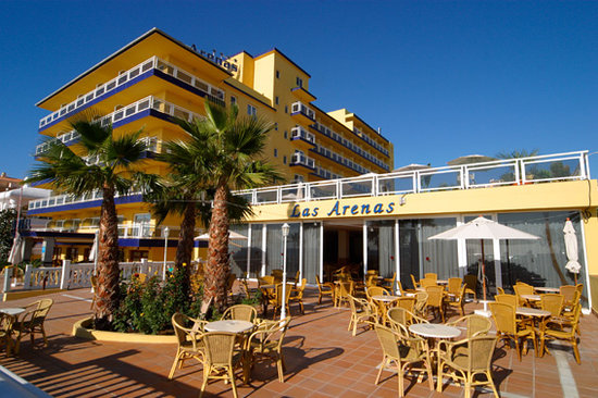 Las Arenas Hotel