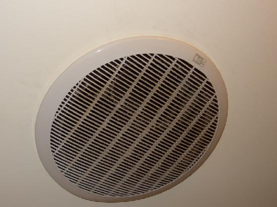 Exclusive Backpackers: ventilation grill