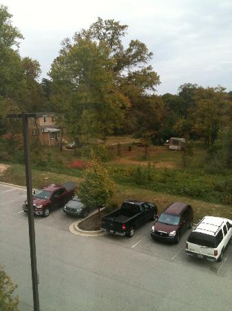 Country Inns & Suites BWI Airport: View from my room