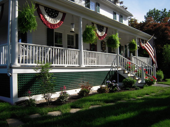 Photo of 16 Beach Street Bed and Breakfast Ogunquit