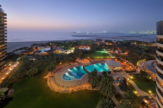 Le Royal Meridien Beach Resort & Spa: The Pool & Gardens