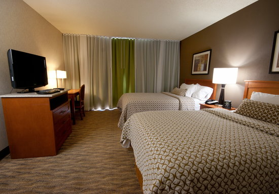 Embassy Suites Oklahoma City - Will Rogers Airport