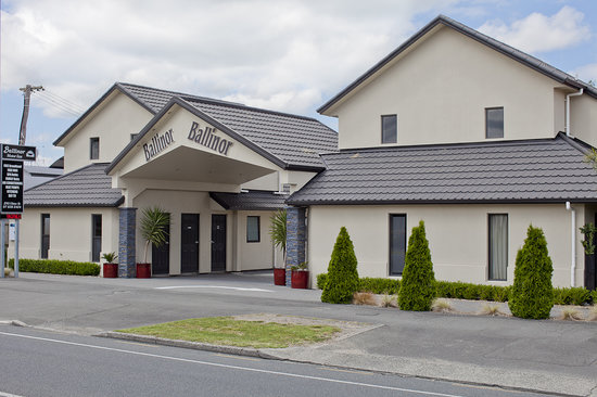 Ballinor Motor Inn