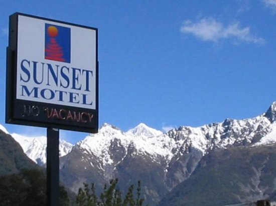 Photo of Sunset Motel Fox Glacier