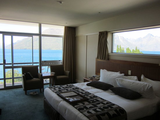 Rydges Lakeland Resort Hotel Queenstown: second room Level 9