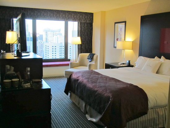 Tripadvisor Doubletree Hotel Chicago Magnificent Mile