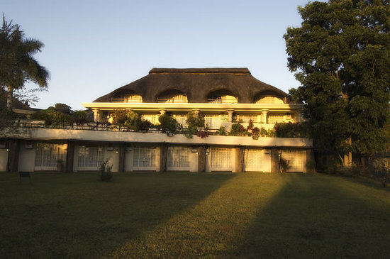 Ilala Lodge: View of the Hotel Front