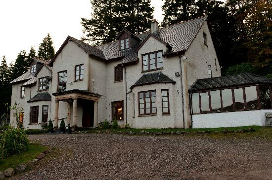 Foyer House Loch Ness : Great stay picture of the craigdarroch inn foyers