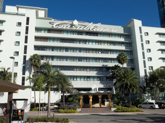 Photo of Casablanca Condominium Miami Beach