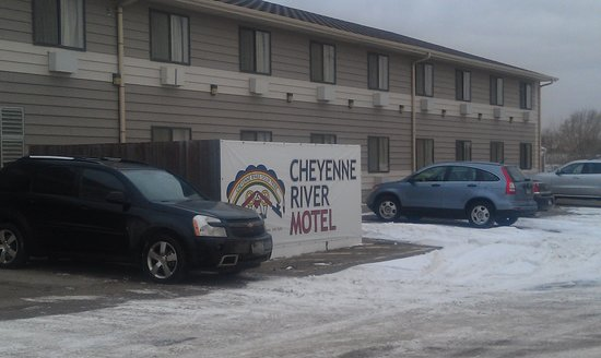 Cheyenne River Super 8 Motel